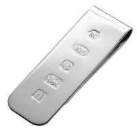 Carrs Silver - Sterling Silver Money Clip