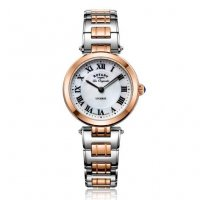 Rotary - Two Tone Bracelet Watch
