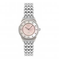 Rotary - Ladies Ultra Slim Mother of Pearl Swiss Watch