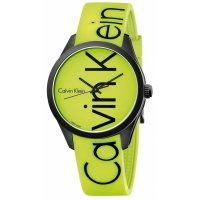 Calvin Klein - 'Color' Watch in Yellow