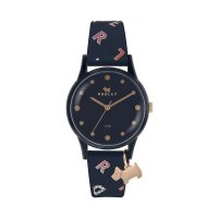 Radley - Letters, Ink Blue Silicone Strap Watch
