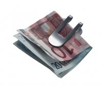 Georg Jensen - Stainless Steel Moneyclip