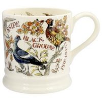 Emma Bridgewater - Game Birds, Pottery Pint Mug