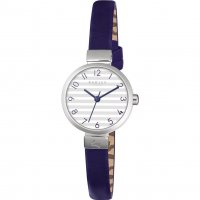 Radley - Beaufort, Steel Leather Strap Watch