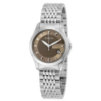 Gucci - Ladies G-Timeless, Stainless Steel Watch