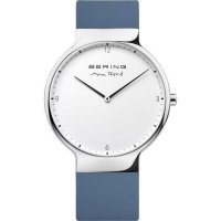 Bering - Max Rene, Stainless Steel Interchangeable Strap Watch