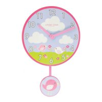 London Clock - Birds' Childrens Wall Clock