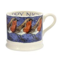 Emma Bridgewater - Robin in a Starry Night Baby Mug