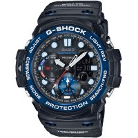 Casio - G-Shock, Black Resin Multi-Function Digital Watch