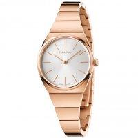 Calvin Klein - Supreme Mini, Stainless Steel with Rose Gold Plating Watch