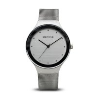 Bering - Ladies Stainless Steel Milanese Strap Watch