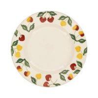 Emma Bridgewater - Summer Cherries, Pottery Plate, Size 8.5inch