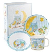 Churchill - Twinkle Twinkle 3 Piece Melamine Set