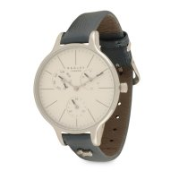 Radley - Soho, Steel Leather Strap Watch