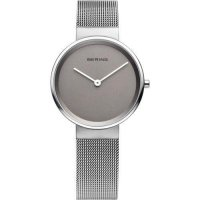 Bering - Max Rene, Swarovski Crystal Set, Milanese Grey Watch