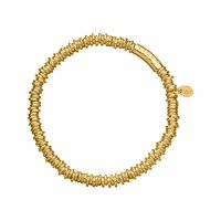 Links of London - Sweetie, Yellow Gold Vermeil Bracelet, Size xs