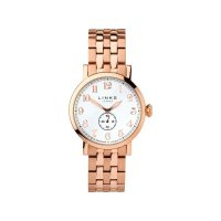 Links of London - Greenwich, Rose Gold Plated Watch