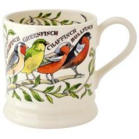 Emma Bridgewater - Garden Birds 1 Pint Pottery Mug