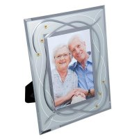 Dartington - Celebrate Gold Photo Frame
