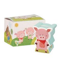 Churchill - Three Little Pigs Money Box