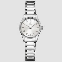 Calvin Klein - Ladies' Classic, Stainless Steel Silver Dial Watch