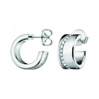 Calvin Klein - Hook Stainless Steel Earrings