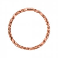 Links of London - Effervescence Star XS, Rose Gold Vermeil Bracelet
