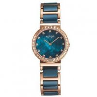 Bering - Ceramic, Rose Gold Watch
