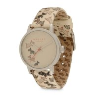 Radley - Fleet Street, Cream Leather Strap Watch