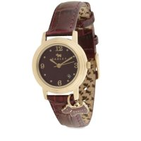 Radley - Darlington, Gold Plated and Leather Strap Watch