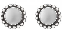 Georg Jensen - Moonlight, Sterling Silver Earrings