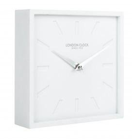 London Clock - DYP Oslo Collection, White Mantel Clock Mantel Clock