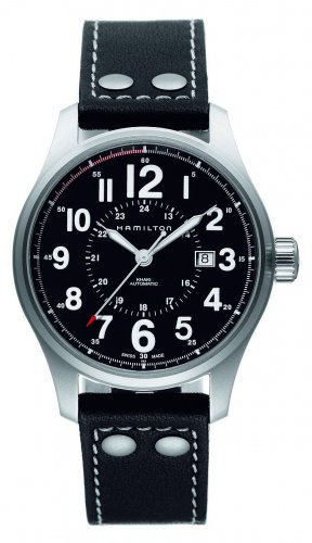 Hamilton Watch - Khaki / Field Officer Auto