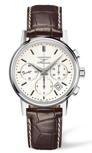 Longines Gents 'Heritage Collection' Watch