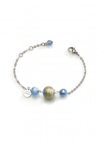 Antica Murrina - Certosa, Murano Glass Bracelet