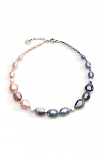 Antica Murrina - Vignole, Murano Glass Choker Necklace