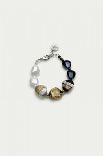 Antica Murrina - Moretta, Murano Glass Set, Bracelet