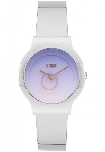 Storm - Erinele, Stainless Steel Ice Blue Watch