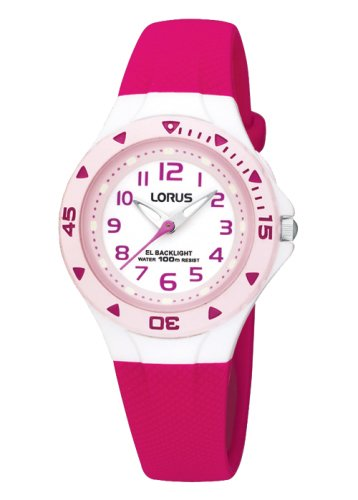 Lorus - Kids, Pink Strap Watch