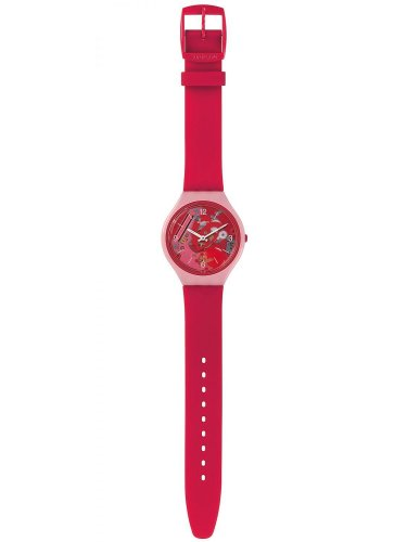 Swatch - Skinamour, Silicone Skin Watch