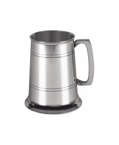 Harrison Brothers - - - Pwtr Tankard, Size One Pint