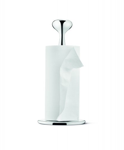 Georg Jensen - Alfredo, Stainless Steel Kitchen Roll Holder
