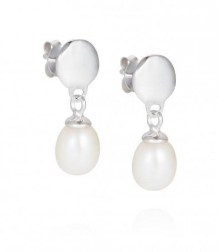 Claudia Bradby - The World Is Your Oyster, Pearl Set, Drop Earrings