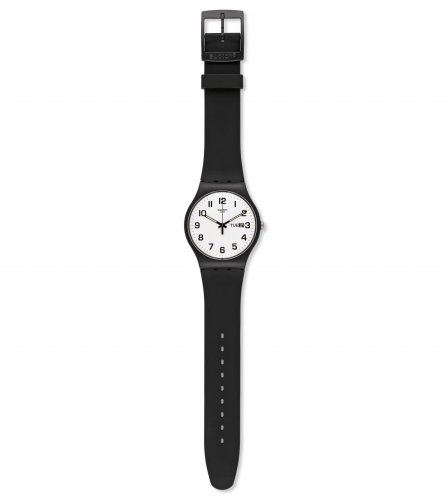 Swatch - Twice Again, Plastic and Silicone Watch