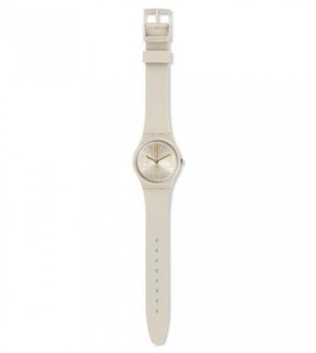 Swatch - Sheerchic, Plastic and Silicone Cream Watch