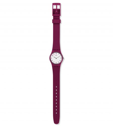 Swatch - Redbelle, Silicone Watch