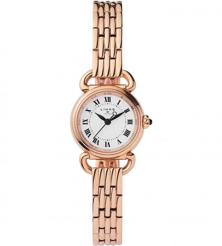 Links of London - Mini Driver, Rose Gold Tone Bracelet Watch
