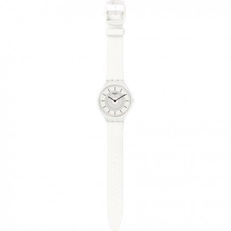 Swatch - Skinpure, Silicone Skin Watch