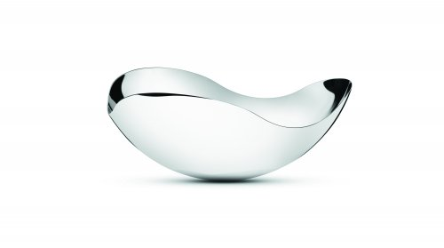 Georg Jensen - Bloom, Stainless Steel Bowl, Size Small