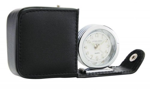 London Clock - Folding Travel Alarm Clock